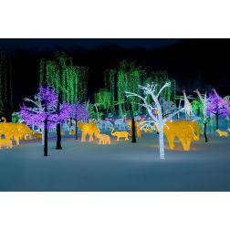 NOUVEAUTÉ: ILLUMI Féerie de lumières par Cavalia à Laval...