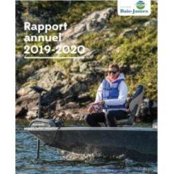 Nouveau CA Tourisme Baie-James et Rapport annuel 2019-2020