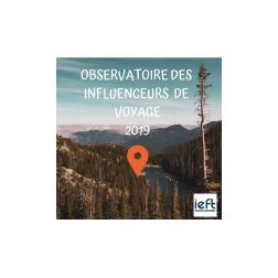 Les étudiants de l'IEFT élisent leurs 10 influenceurs «voyage» coups de cœur!