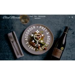 Bleu Marine: Choisir son souper en fonction du vin sélectionné par le sommelier