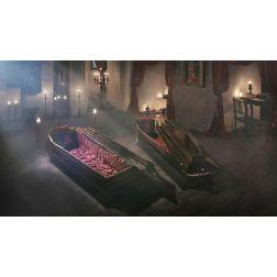 Passez une nuit effrayante dans le Château de Dracula