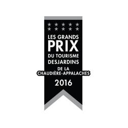 Grands Prix du tourisme Desjardins : Tourisme Chaudière-Appalaches dévoile les lauréats sélectionnés par les touristes