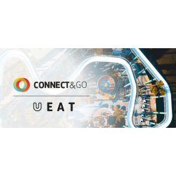 UEAT s'allie à Connect&GO pour parcs d'attractions, centres villégiature, festivals...