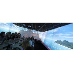 Studio 887: Un restaurant en 4D dans le Var