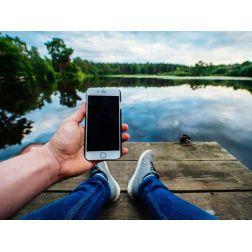 Étude Kayak: Les Français et leur smartphone en voyage