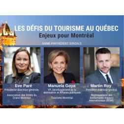 VOUS AVEZ MANQUÉ - FACEBOOK LIVE : Enjeux pour Montréal avec Eve Paré, Manuela Goya et Martin Roy,le 6 mai à 15h