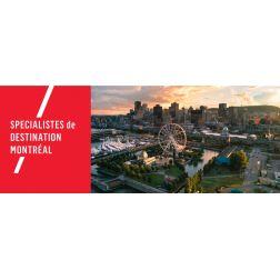 Tourisme Montréal lance la certification «Spécialistes de Destination Montréal» aux agents de voyages et organisateurs de séjours