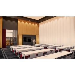 Club Med Québec Charlevoix présente les rendus de ses espaces de réunions
