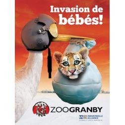Zoo de Granby : campagne hiver 2013-2014