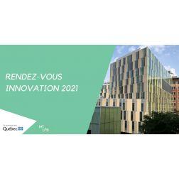 Les Rendez-vous Innovation 2021, le point de contact entre les acteurs de l'industrie et les entreprises innovantes