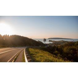 Gaspésie: une saison touristique estivale au-delà des espérances...