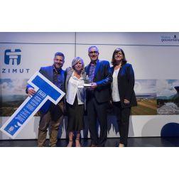 DISTINCTION: Tourisme Côte-Nord remporte un prix Azimut