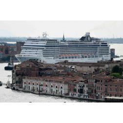 Venise appelle d'autres ports à s'unir contre les paquebots géants