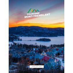 Tourisme Mont-Tremblant lance son nouveau magazine pour l'hiver 2019-2020