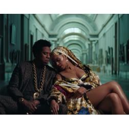 L'Écho touristique: Musée du Louvre: l'énorme coup de pub signé Beyoncé et Jay-Z