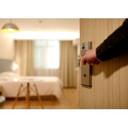 L'Écho touristique: Hôtellerie: des serrures de chambre piratées en... une minute