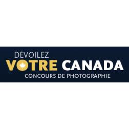 Concours photos «Dévoilez votre Canada» afin de souligner l'Année du tourisme Canada-Chine 2018
