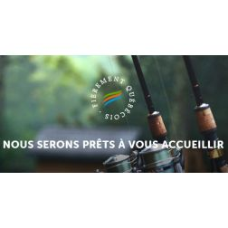 «FIÈREMENT QUÉBÉCOIS» - Nouvelle signature de la Fédération des pourvoiries du Québec