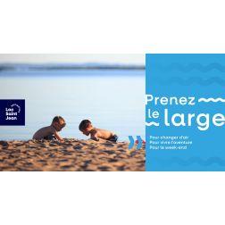 Nouvelle image et stratégie Destination Lac-Saint-Jean