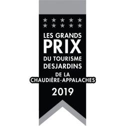 Les finalistes de la 34e édition des Grands Prix du tourisme Desjardins de la Chaudière-Appalaches 2019