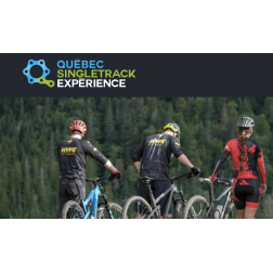 Subvention Fonds de développement économique de la région de la Capitale-Nationale : 50 000 $ - Québec Singletrack Expérience 2018