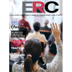 L'édition annuel de MERCI présente plus de 300 sites en région où tenir un événement