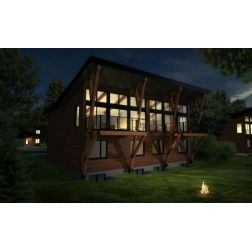 Nouveau développement immobilier de 70M $ au pied du Mont-Sainte-Anne