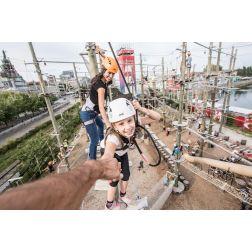 Le Groupe Écorécréo de Montréal sélectionné pour la revitalisation d'un parc d'aventures à Toronto