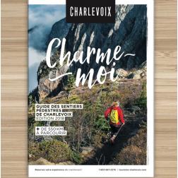 1ère édition du Guide des sentiers pédestre de Charlevoix...