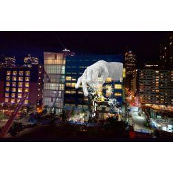Montréal, chef de file international de l'éclairage artistique