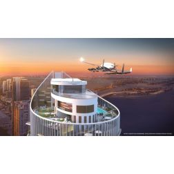 T.O.M.: La Tour Paramount Miami Worldcenter prépare l'arrivée des véhicules volants