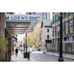 Le Loews Hôtel Vogue vendu en pleine pandémie