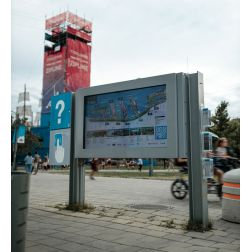 Le Vieux-Port de Montréal et iGotcha Media s'unissent pour enrichir l'expérience des visiteurs par l'ajout de kiosques numériques (août 2019)