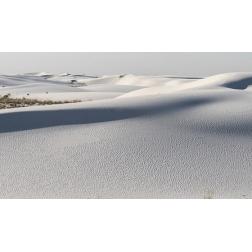 White Sands - Nouveau-Mexique - un nouveau parc national