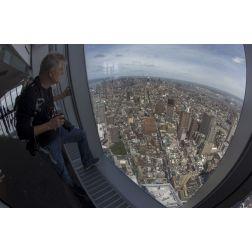 Pénétrez dans le nouvel observatoire du World Trade Center à New York