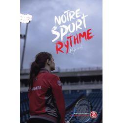 #TrouveTonRythme, une nouvelle campagne de Tennis Canada pour inspirer les Canadiens
