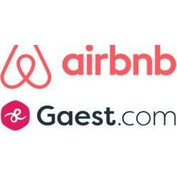 L'ogre Airbnb frappe encore et rachète «Gaest.com»
