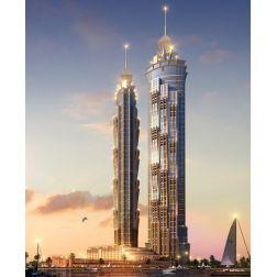 L'hôtel le plus haut au monde !