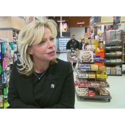 «Si je n'ai pas peur, le défi n'est pas pour moi» - la ministre Caroline Proulx
