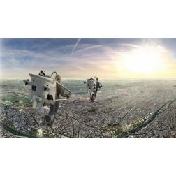 L'Echo touristique: Comment volet au-dessus de Paris... sans avion