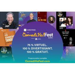 ComédiHa! Fest-Québec:  1 095 000 $