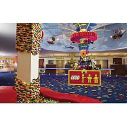 Un 1er hôtel en lego en Amérique du Nord