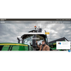 Le nouvel Airbnb pour tracteur aux USA…