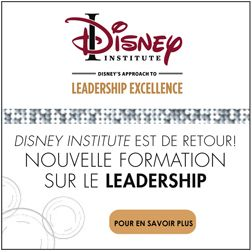 Formation avec Disney Institute – L'approche Disney pour l'excellence en leadership