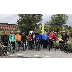 Expérience du Circuit vélo Montréal - Sherbrooke