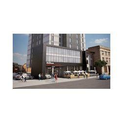 Nouvel hôtel Hilton Hampton Inn & Suites à Montréal