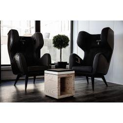 T.O.M. : Avec son prototype de fauteuil musical, MAANS veut équiper les lobbys d'hôtels