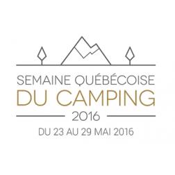 La première édition de la Semaine québécoise du camping