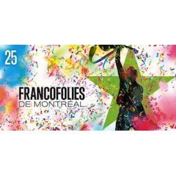 1,8 M$ aux FrancoFolies de Montréal