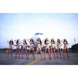 VietJet Air: Les hôtesses de l'air en bikini